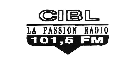 Logo de CIBL en 1990 (version 1)