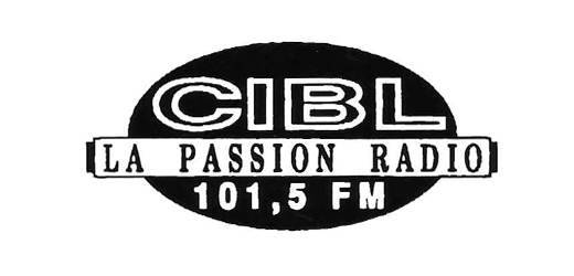 Logo de CIBL en 1990 (version 2)
